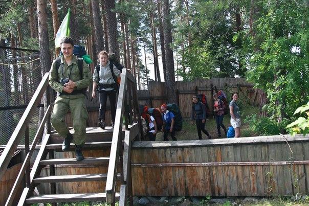 Поход вокруг оз. Тургояк (05.08.2013)