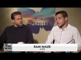 Rami Malek and Charlie Hunnam talk prison breaks, Papillon