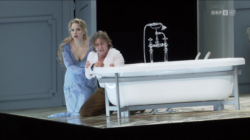 Die Kulturwoche - Samson et Dalila Wiener Staatsoper (ORF2, 13.05.2018)