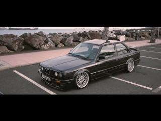 BMW E30 & VOLKSWAGEN GOLF CABRIO | STANCE