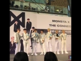 VK180709 MONSTA X Press conference THE 2nd WORLD TOUR 'THE CONNECT' in Hong Kong @ sgXCLUSIVE
