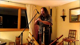 Mark Holland Nights in White Satin Native American Flute Music Denver Foothills Flute Circle