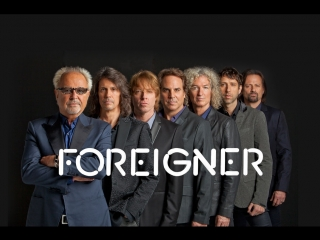 Foreigner : with the 21st century symphony orchestra choir