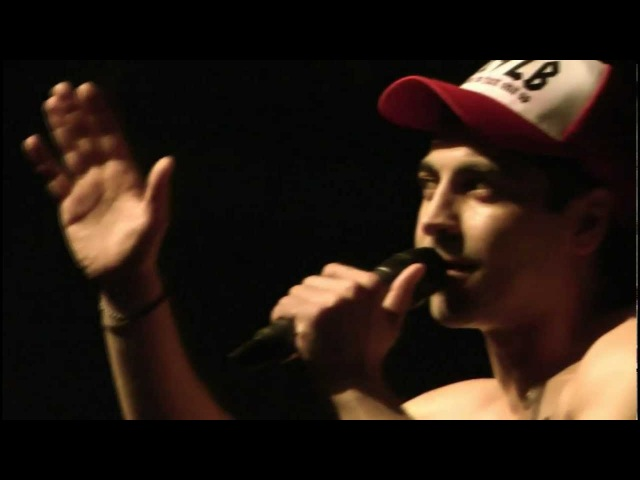 Zebrahead Cover medley live in Herzele 2011