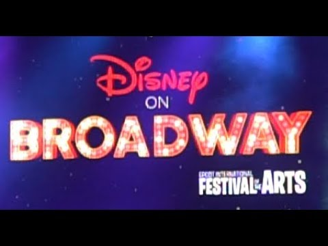 [HD] Kara Lindsay and Kevin Massey at Disney on Broadway 2018 Epcot