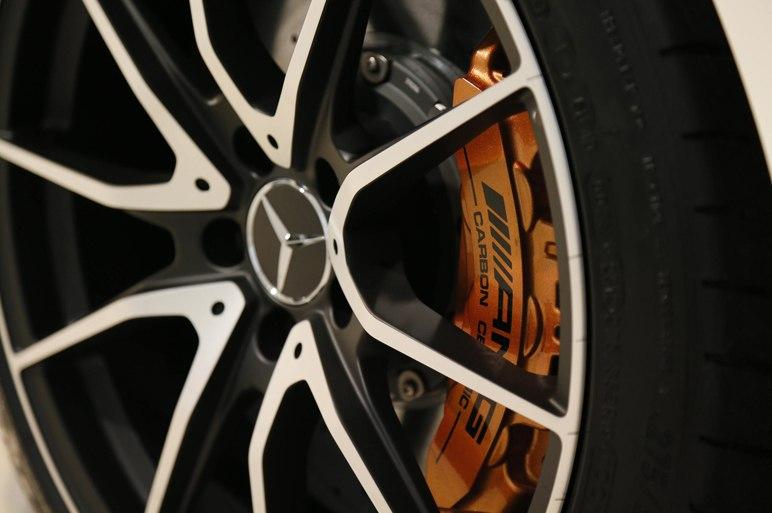 SLS AMG wheels