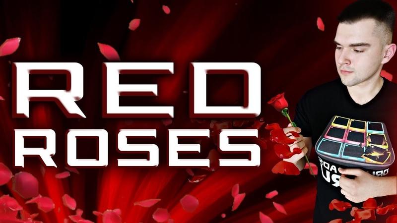 SIM ART - Red Roses (Hip-Hop Drum Pads Guru)