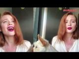 Гречка - Отпетые мошенники - Люби меня,люби (cover Balyavina Darya),милая девушка классно спела кавер,красивый голос,поёмвсети