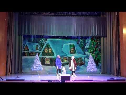 Снежная королева подростковый состав театра Сувенир