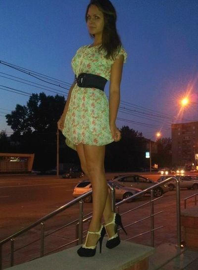 Кристина Полищук, 8 апреля 1993, Одесса, id198781665