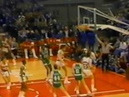 Larry Bird 47 pts vs. Portland (Left handed game)