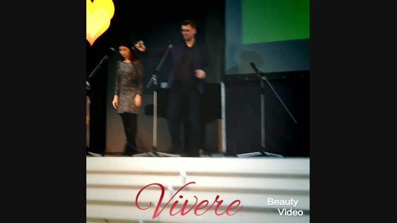 Vivere(cover live)