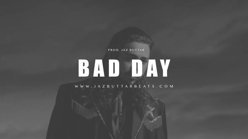 Post Malone Type Beat - Bad Day | J Cole x Russ | Hip Hop Rap Beat Instrumental 2019