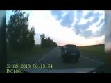 Погоня ДПС в Воронеже