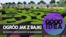 Zobacz ogród jak z bajki w sercu Warszawy GOOD IDEA