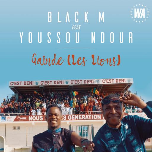 Black M альбом Gainde (Les Lions)