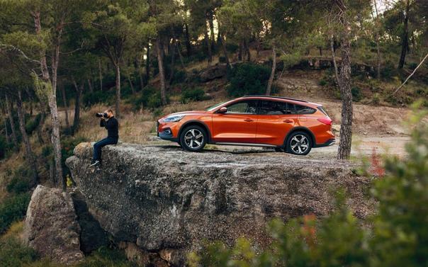 Ford представил вседорожный универсал Focus. В Европе состоялась официальная премьера нового универсала Ford Focus Active Wagon 2019 модельного года.Пятидверный хэтчбек Ford Focus Active, а