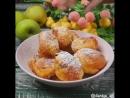 Cупер вкусные и быстрые творожные пончики