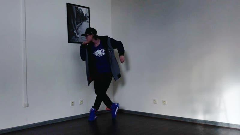 Free Form Bruk Up | Smoke | WAZZUP DANCE STUDIO