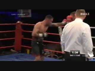 Каро Мурат – Свен Форнлинг(Karo Murat vs Sven Fornling) 15.12.2018