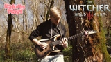 The Witcher 3 Wild Hunt - Cloak and Dagger Metal Cover Kalu4ii Plays
