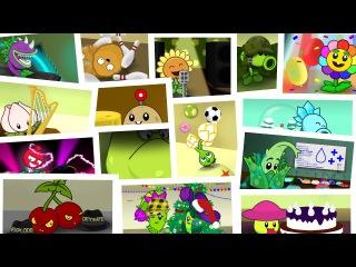 Plants vs Zombies Short Animation CHRISTMAS TROUBLE