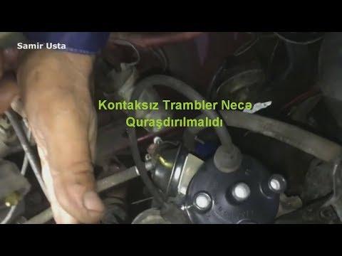Vaz avtomobilində kontaksız trambler necə quraşdırılır? Samir Usta