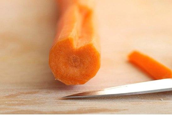 Сердечки из моркови Ss_beFikJbQ