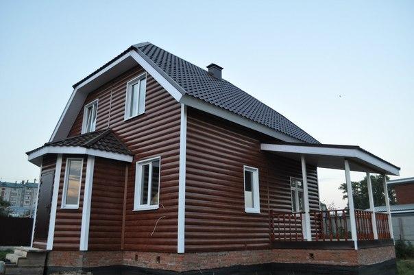 Строительство Домов ПОД КЛЮЧ в Татарстане за 2 месяца, 14 тыс, руб за 1 кв, м . - N22279797