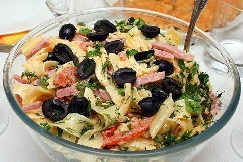 Рецепты самых вкусных салатов vk