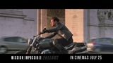 Mission Impossible Fallout Download &amp Keep now Arc de Triomphe Paramount Pictures UK