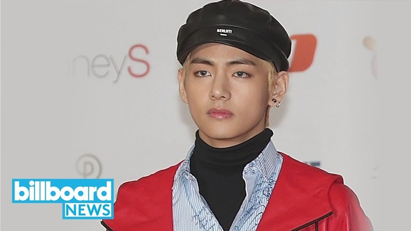 BTS' V Releases Self-Composed Song 'Scenery' -- Listen Now!   Billboard News