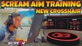 CSGO - SCREAM AIM TRAINING 2018 (YPRAC BOT ARENA DM AIM FAST REFLEX)