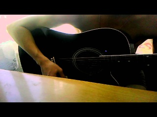 Под Гитару Маргулис-Дороги наши разошлись(cover)