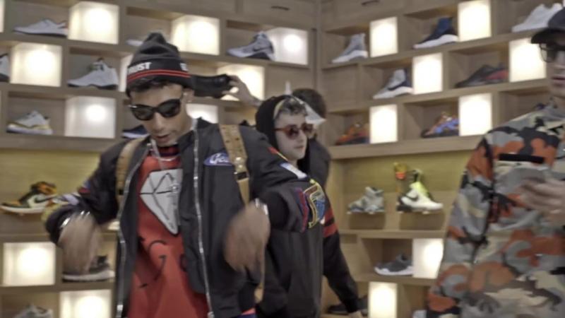 Dark Polo Gang Sportswear Prod by Sick Luke