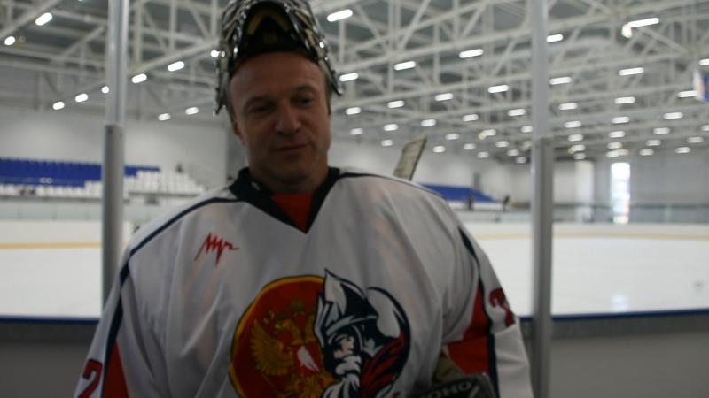 Флеш-интервью с Игорем Матвеевым