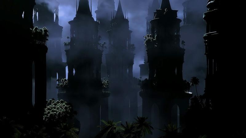 Сказки Чёрного Города - Призрак