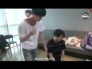 [BANGTAN BOMB] JK JIN's exercise time - BTS (방탄소년단) 2