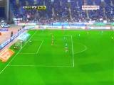 Ibrahim Afellays first goal for Barca against Almeria (2.2.2011)