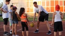 Школа баскетбола BASKETBALL MASTER CLASS FOR KIDS COACH VLADISLAV NORKIN