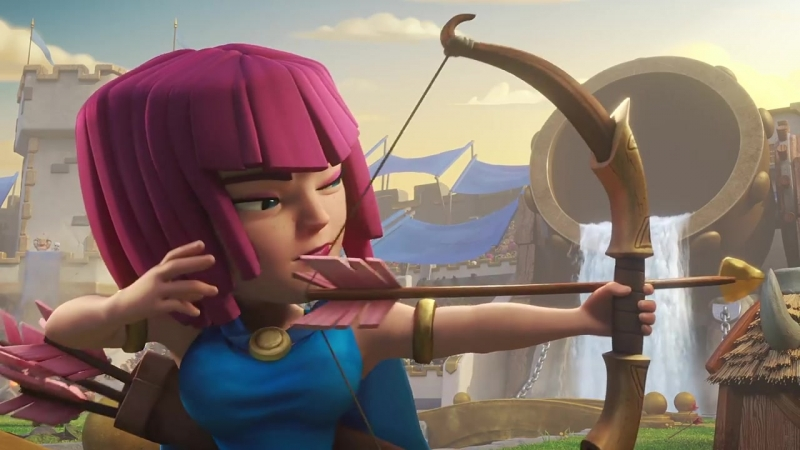 Clash Royale_ The Last Second (Official Commercial)