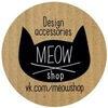 MEOW SHOP. hand-made accessories