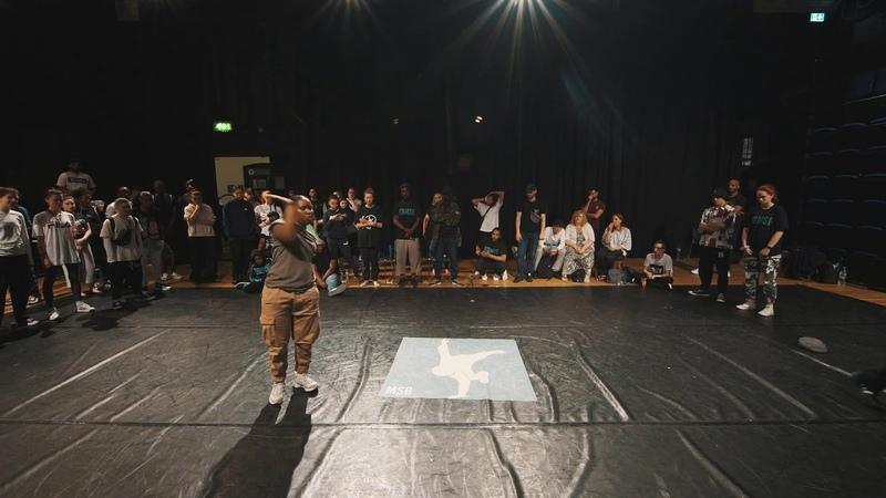 YNM Presents MSB 7 Hip Hop Final Lindsay vs Comics