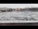 ледоход на Неве реке
