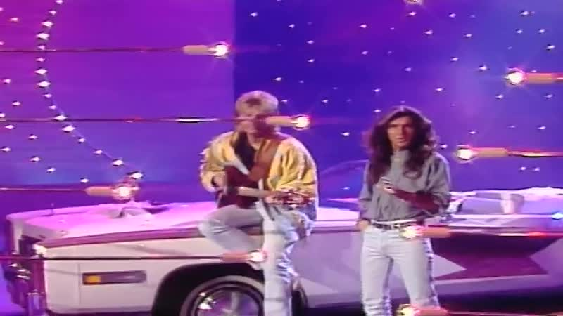 Modern Talking - Geronimo's Cadillac (Live At The TV-Show Weil Wir Leben Wollen, Channel ZDF 26.10.1986)