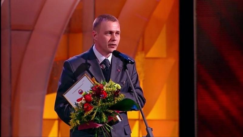Золотой пояс - 2011: Игорь Костюкевич - лауреат в номинации Лучшая школа боевых искусств