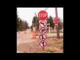 Самые смешные дорожные знаки в мире