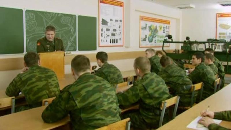 Кремлевские курсанты 33 48 серии