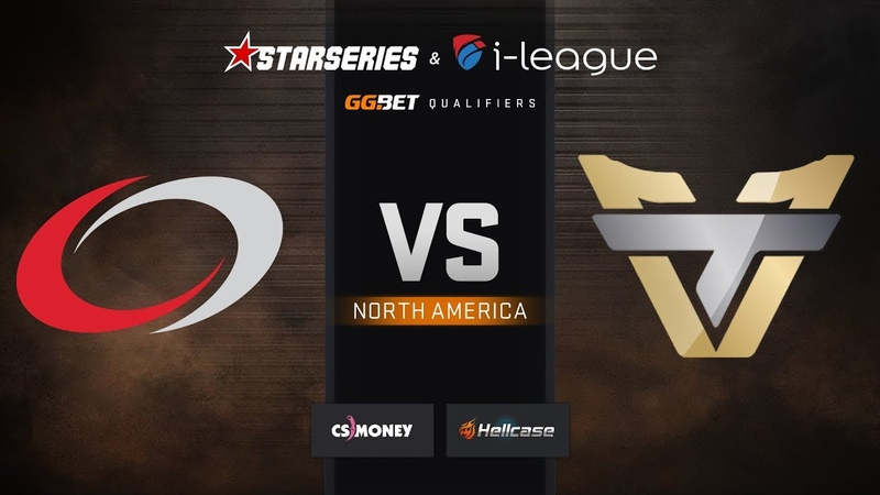 CompLexity vs TeamOne, map 1 Mirage, StarSeries i-League S7 GG.Bet NA Qualifier