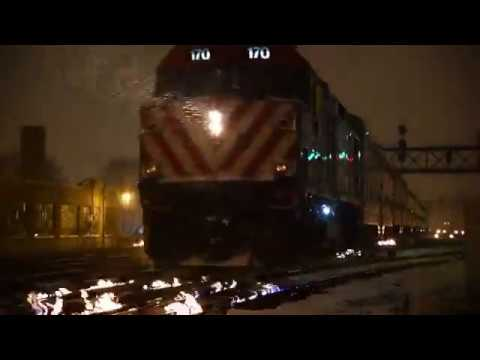 Switch Heaters at A-2 | Metra Rail